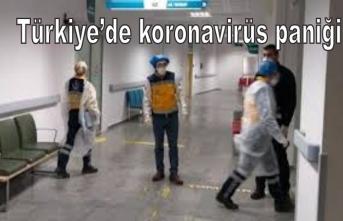 Aksaray'da koronavirüs paniği