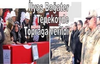 İlyas Kürtçe Ağıtlarla Tepeköyde Toğrağa verildi