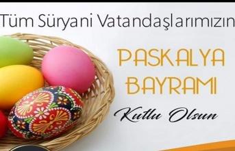 Mardin'de Paskalya ayini