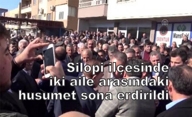 Sılopi'de iki kişinin ölümüne neden olan husumet barışla sonuçlandı