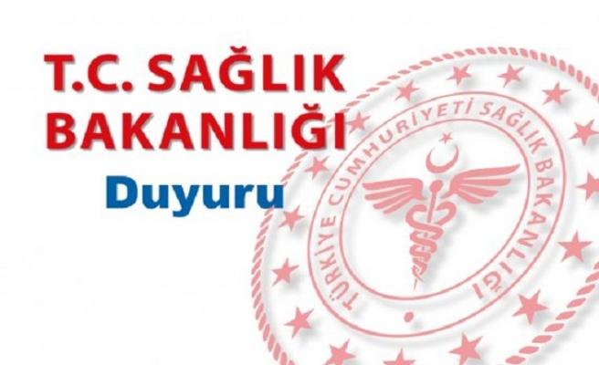 Sağlık Bakanı Koca duyurdu: 8 bin 844 sözleşmeli personel alıyoruz