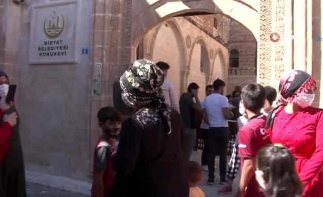 Dizi çekimleri başladı, kente gelen turist sayısı arttı