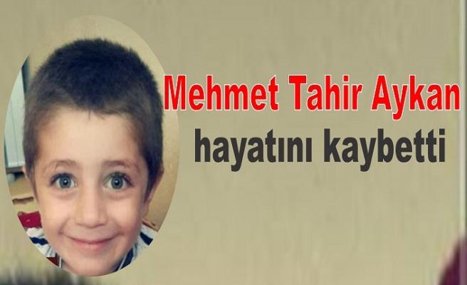 Mehmet Tahir Aykan hayatını kaybetit