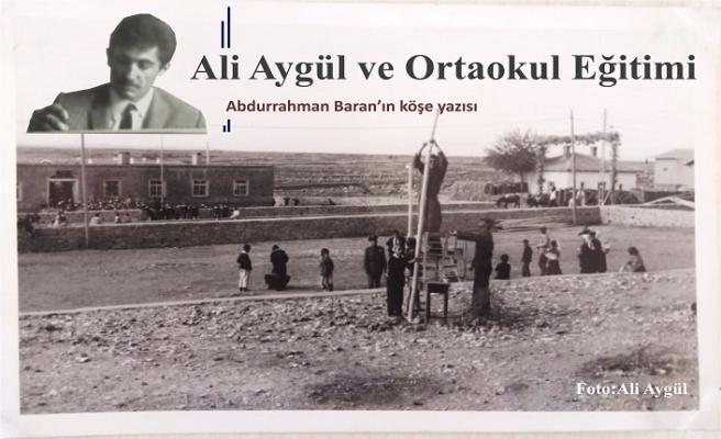 Ali Aygül ve Ortaokul Eğitimi