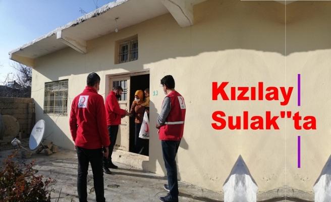 Kızılay Sulak''ta