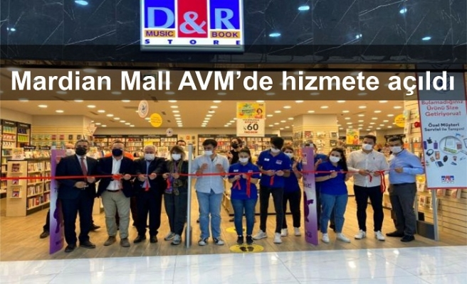 Mardian Mall marka karmasını güçlendirmeye devam ediyor