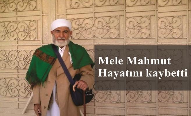 Mele  Mahmut Hocayı kaybettik