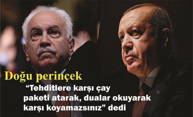 """Doğu Perinçek, """"DEDAŞ'ın bütün Türkiye'de bir elektrik terörü estiriyor """""""