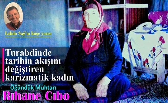Turabdinde tarihin akışını değiştiren karizmatik kadın