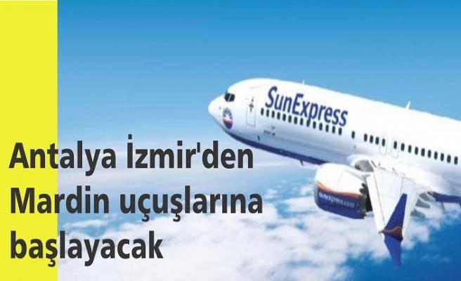SunExpress ile Mardin uçuşları başlıyor