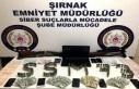Cizre'de suç örgütüne operasyon 29 milyon...