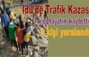 İdil'de trafik kazası 1 kişi hayatını kaybetti,...