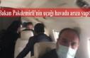 Bakan Pakdemirli'nin uçağı havada arıza yaptı