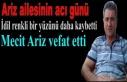 Mecit Ariz vefat etti