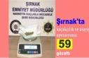 Şırnak'ta kaçakçılık ve asayiş operasyonu:...