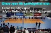 Cizre Belediye Spor 3-0 galip geldi