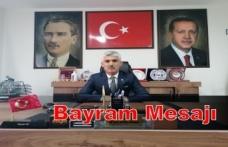 AK Parti ilçe Başkanı Murat Ay'ın  kurban bayramı mesajı