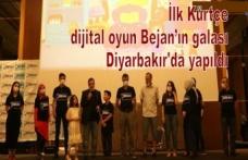 İlk Kürtçe dijital oyun Bejan'ın galası Diyarbakır'da yapıldı
