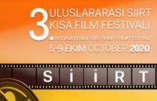 Siirt 3. Uluslararası Kısa Film Festivali sona erdi