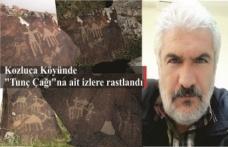 """Kozluca Köyünde  """"Tunç Çağı""""na ait izlere rastlandı"""