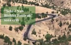 """Şehr-i Nuh Bisiklet Festivali"" sona erdi"