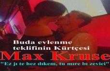 Eski Fenerbahçeli Max Kruse'den canlı yayında Kürtçe evlilik teklifi