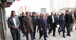 Şırnak Valisi Mehmet Aktaş İdilde