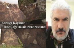 "Kozluca Köyünde ""Tunç Çağı""na ait..."