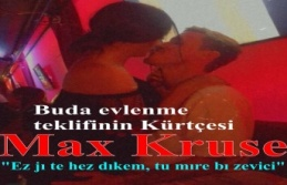 Eski Fenerbahçeli Max Kruse'den canlı yayında...