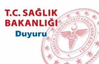 Sağlık Bakanı Koca duyurdu: 8 bin 844 sözleşmeli...