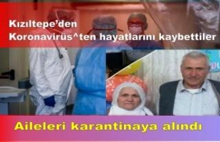 Kızıltepe'de Karı koca birkaç saat arayla...