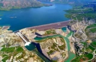 Ilısu Barajında 2 ünite devreye girdi