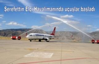 Salgın sonrası Şırnak'a inen ilk uçak su...