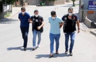 Uyuşturucu operasyonu 2 kişi tutuklandı