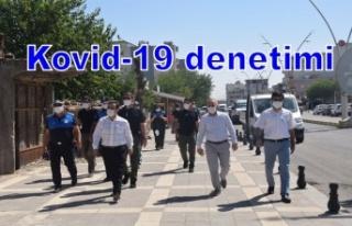 Kovid-19 denetimi
