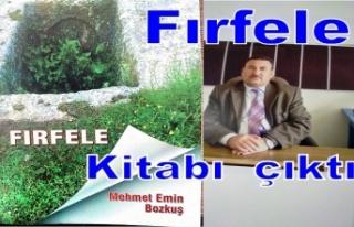 """Emin Hoca'nın """"Fırfele"""" kitabı çıktı"""