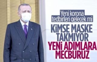 Erdoğan: Vatandaşlar dikkatli davranmıyor, yeni...