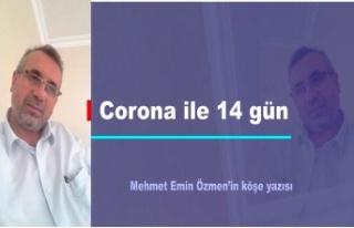 Corona ile 14 gün