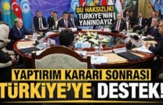 Türk Konseyi'nden ABD'nin Türkiye'ye...
