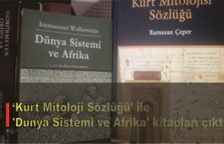 'Kürt Mitoloji Sözlüğü' ile 'Dünya...