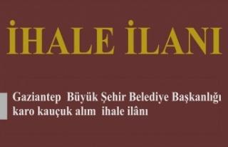 Gaziantep Büyük Şehir Belediye Başkanlığı...