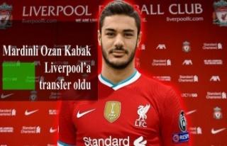 Mardinli Ozan Kabak, Liverpool'a transfer oldu