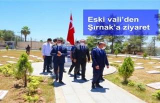 Emniyet Genel Müdürü Mehmet Aktaş, Şırnak'ta...