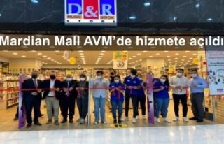Mardian Mall marka karmasını güçlendirmeye devam...