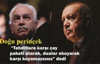 """Doğu Perinçek, """"DEDAŞ'ın bütün Türkiye'de..."""