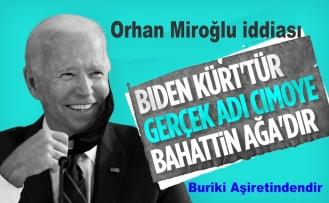Joe Biden'ın, Kürt olduğu iddia edildi