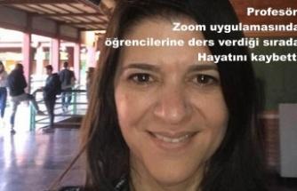 Öğrencilere ders veren profesör canlı yayında koronavirüsten öldü
