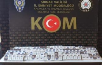 Kaçakçılık ve asayiş operasyonu: 55 gözaltı