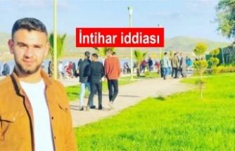 Cizre'de intihar iddiası